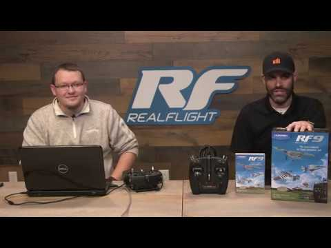 Live Discussion: RealFlight 9 / 9.5 / RF9 / RF9.5 RC Flight Simulator