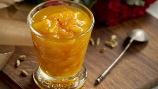 Домашние видео-рецепты - персиковое варенье в мультиварке
