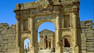 видео История и развалины древнего Карфагена