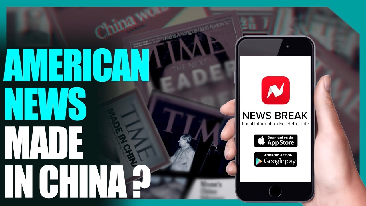 From Time Magazine, News Break, to Zoom, Chinese influence in American media