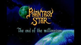 Let's Play Phantasy Star IV: The End of the Millennium