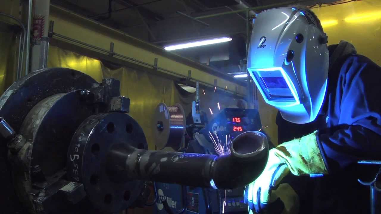 Easy To Use Pipeworx Simplifies Welding Training Youtube