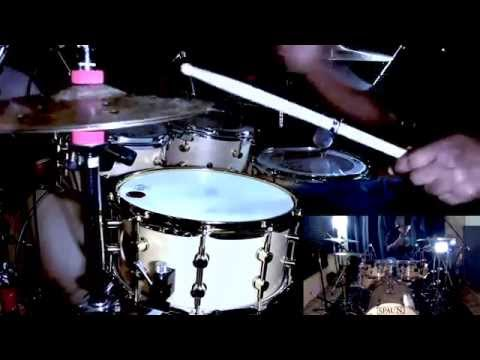 Brighter Day - Kirk Franklin (drum cover)