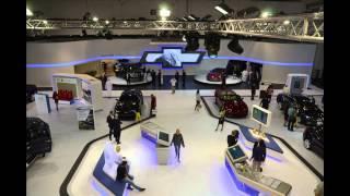The 2013 Dubai International Motor Show | Pre-Exhibition Preparation