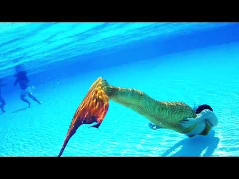 Mermaid Cataleya | MAGICTAIL H2O • UNDERWATER TEST