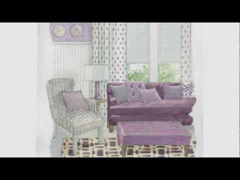 Interior Decorating Tips with a Purple Color Scheme