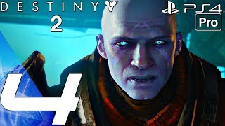 Destiny 2 - gameplay walkthrough part 4 - planet io missions (ps4 pro)