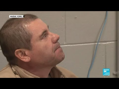 'El Chapo' espera la lectura de su sentencia por narcotráfico