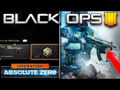 NOUVELLES ARMES DLC & MARCHE NOIR SAISON 2 sur BLACK OPS 4 ! (3 NEWS ARME DLC COD BO4)