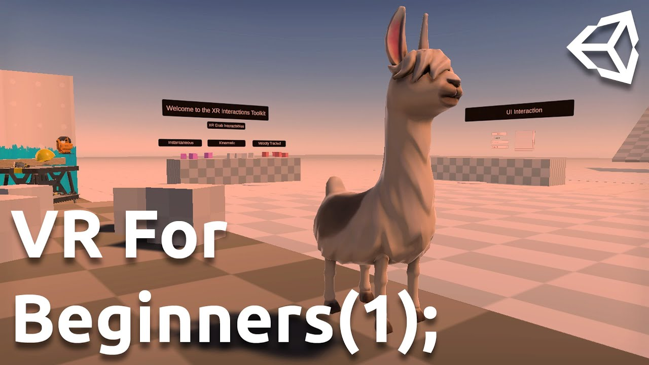 [01] VR for Beginners using Unity (Plugins)