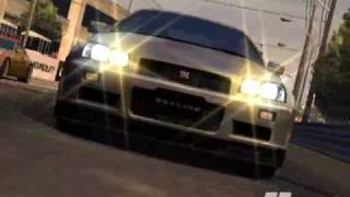 Gran Turismo 3 A-Spec - Replay 4 - PS2