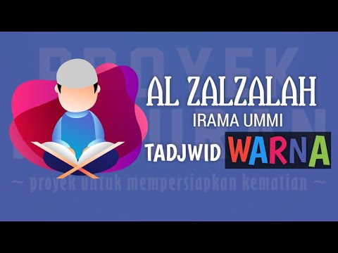Surat Az Zalzalah Metode Ummi