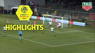 Nîmes Olympique - Angers SCO ( 3-1 ) - Highlights - (NIMES - SCO) / 2018-19