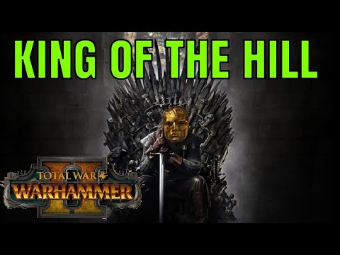 KING OF THE GELT THRONE (Hill) - Total War: Warhammer 2 Multiplayer