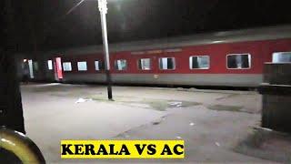 Amritsar Nagpur AC VS Kerala Express Departs Kosi Kalan