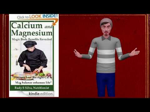 Calcium and Magnesium Magic Body Benefits Revealed