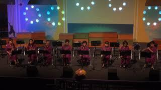 제23회 문화의 날02 - 남해문화원 색소폰반 - 소양…