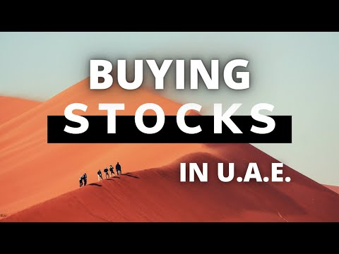 How To Buy Stocks From UAE   Investing In The Stock Market From UAE 2021