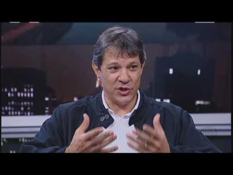 Prefeito de São Paulo concede entrevista exclusiva ao SBT - Parte 1