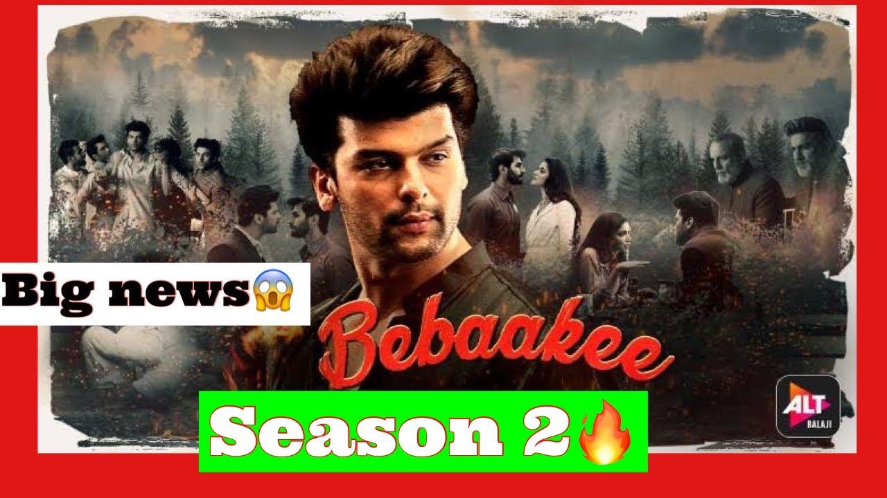 Download Bebaakee Season 2 Release Date   Bebaakee   Bebaakee letest update