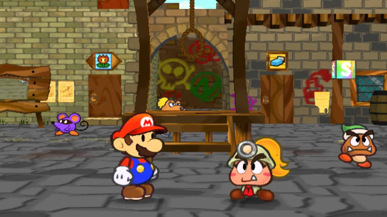 Klagmar's Top VGM #1,148 - Paper Mario: The Thousand-Year Door ...