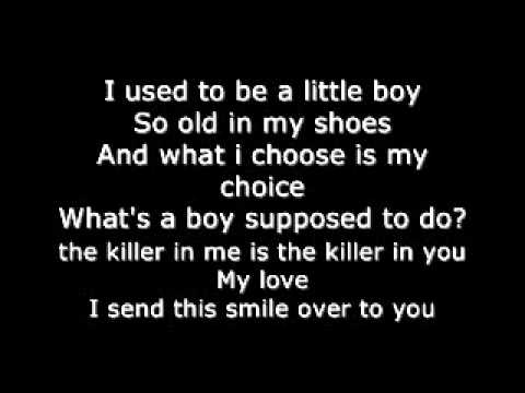 Disarm Lyrics