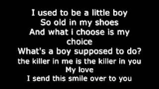 Disarm Lyrics