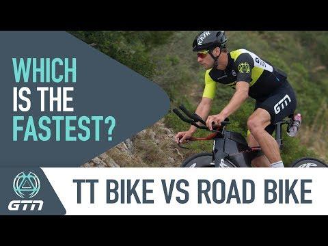 Time Trial Bike Vs Road Bike: What's The Best Triathlon Bike For Climbing?