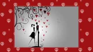Видео открытка на День Всех Влюбленных! Поздравляем с Днем Влюбленных!