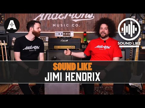Sound Like Jimi Hendrix | BY busting The Bank