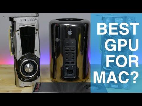 The BEST GPU for Mac! NVIDIA vs AMD!