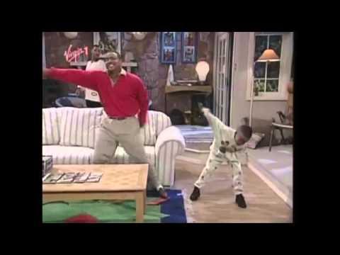 Carlton Dances to Tom Jones TRAP