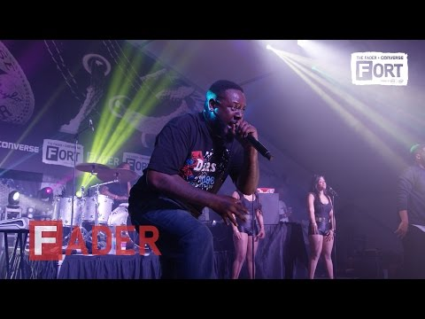 TPain, Good Life   at The FADER FORT Presented  Converse