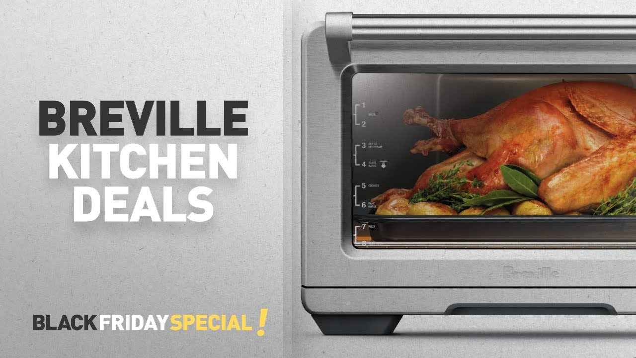 Breville Deals Breville BOV900BSS The Smart Oven Air Amazon