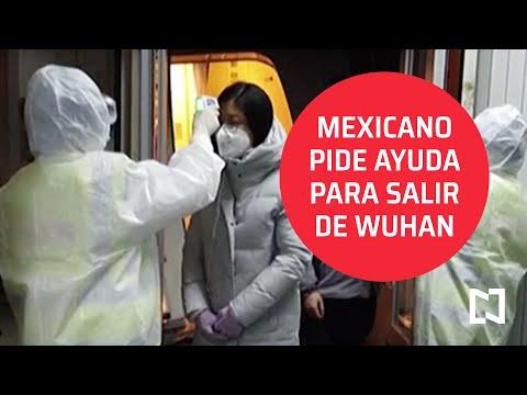 Entrevista con mexicano radicado en Wuhan, China - Las Noticias