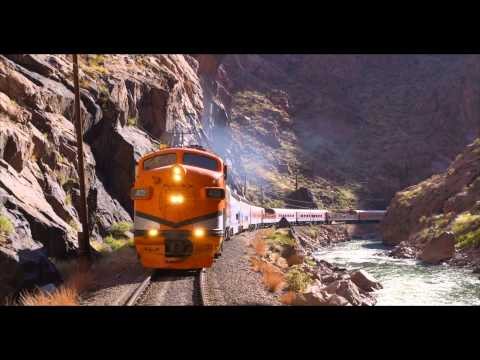 Ride the Royal Gorge Route Railroad through Colorado's Royal Gorge