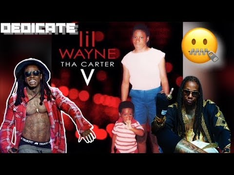 TRASH or PASS!! Lil Wayne (Dedicate) Carter 5 [REACTION]