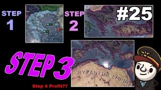 Hearts of Iron 4 - Waking the Tiger - Restoration of the Byzantine Empire - Part 25