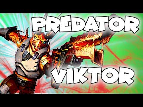VIKTOR Is NOT OKAY - Paladins GRANDMASTER RANKED Gameplay