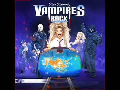 Steve Steinman's Vampire's Rock - Alexandra Theatre, Birmingham - ATG Tickets