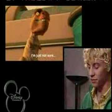meet the robinsons dinosaur voice