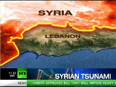 CrossTalk Syrian Tsunami Ft Robert Fisk