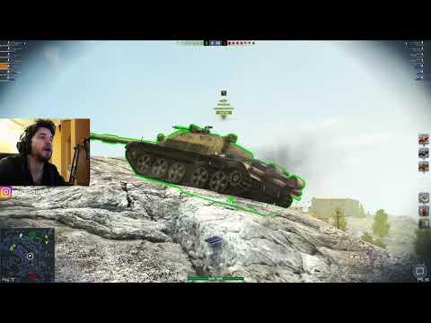 WoT Blitz - Если танк не заходит.Два разных Conqueror в Blitz и ББ- World Of Tanks Blitz (WoTB)