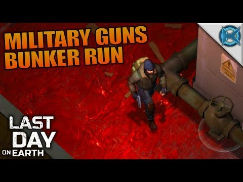 MILITARY GUNS BUNKER RUN | Last Day on Earth: Survival | Let's Play Gameplay | S02E66