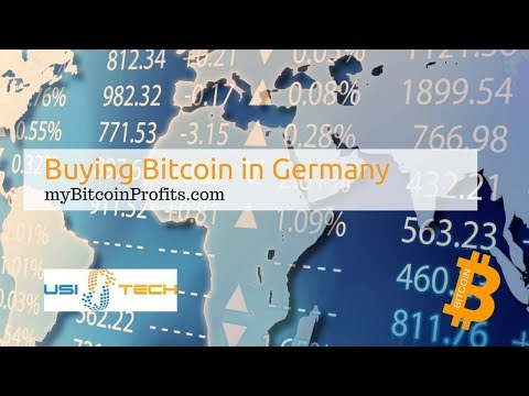 Buy Bitcoin in Germany