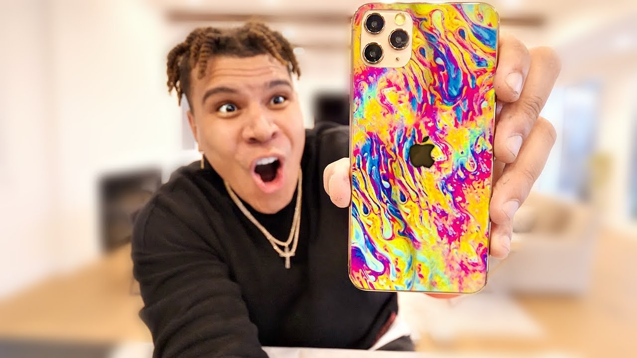 Photo of I Hydro Dipped My iPhone 11… and This Is What Happened – شركة ابل