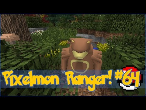 Pixelmon Ranger! Huge Forests for a Huge Ursaring! - Episode #64