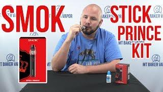 SMOK Stick Prince Kit [Vape Review] w/ TFV12 Prince Tank