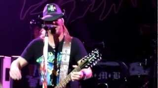 Bret Michaels - Every Rose Has It's Thorn - Live At Casino Regina Show Lounge 12-12-12