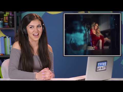 Teens React To Mariah Carey GTFO New Song